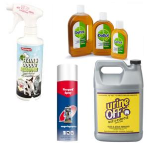 Hygiene omgeving