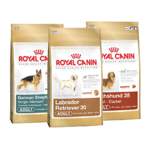 Royal Canin races